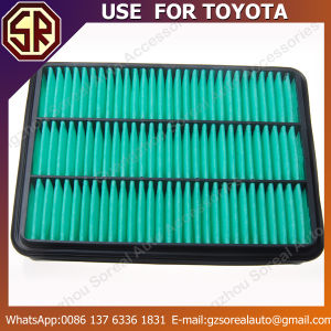 Hot Sale Factory Price Auto Air Filter 17801-30040 for Toyota pictures & photos