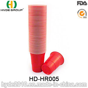 Wholesale Double Color Plastic Red Party Cup pictures & photos