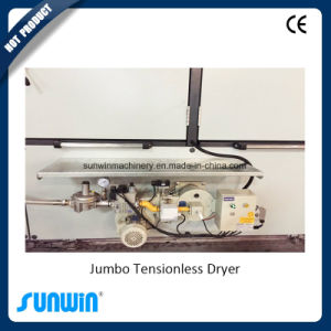 3 Pass Tension Free Woven Fabric Dryer Equipment pictures & photos