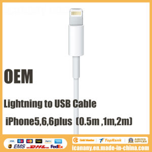 2015 Hot Sales USB Cable for iPhone 6 Plus pictures & photos