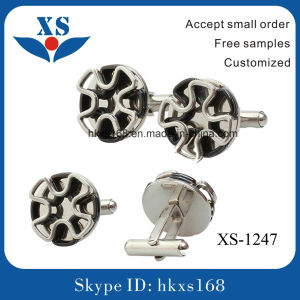Hot Sell 316L Steel Customized Men Links Cufflinks pictures & photos