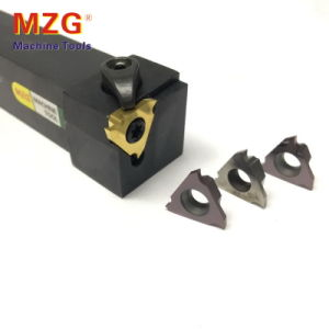 External Cylindrical Clip Shallow Grooving CNC Cutting Tool Holder (CGBS) pictures & photos