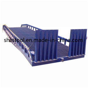 15 Ton Mobile Container Ramp Dcqy15-0.8 (Customizable) pictures & photos