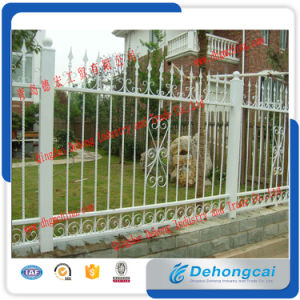 Decorative Wrought Iron Fence/Beautiful Iron Fence pictures & photos