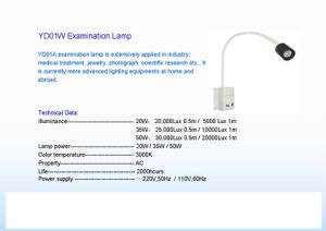 Operating Lamp with LED Light pictures & photos