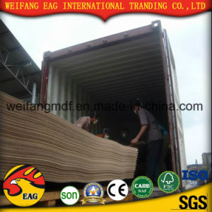 2.0mm Dark Brown Color High Density Very Strong Decorative Plain Hardboard (900kgs, 850kgs, 950kgs) pictures & photos