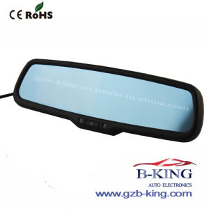 HD Car DVR Built-in Rear View Mirror with OEM Bracket pictures & photos