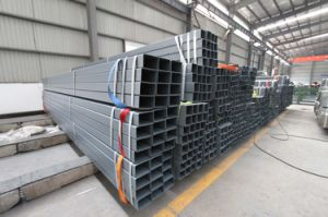 Hest Quality Rectangular Tube Square Steel From Hannstar Industry pictures & photos