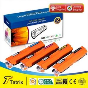 Ce310A Ce311A Ce312A Ce313A Toner Cartridge for HP Laserjet Procp1021/Cp1022