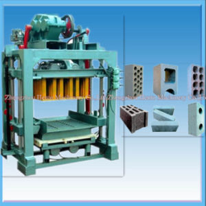 Professional Exporter of Hand Operated Small Brick Machine pictures & photos