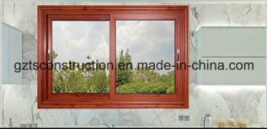 Balcony Interior Aluminum Frame Sliding Glass Window pictures & photos