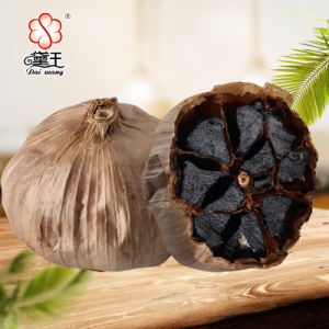Dietary Supplement Anti-Aging Fermented Black Garlic 800g/Bag pictures & photos