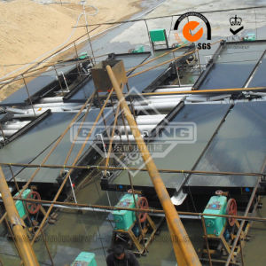 Fiberglass Concentration Shaking Table for Gold Mining (6-S) pictures & photos