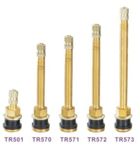 Brass Tire Valve for Truck and Bus
