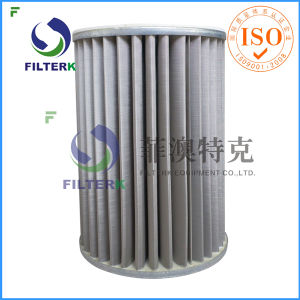 Cartridge Type Wire Mesh Gas Filter pictures & photos