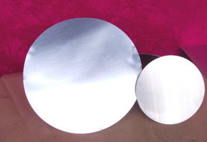 Anodized Aluminium Disc for Lighting pictures & photos
