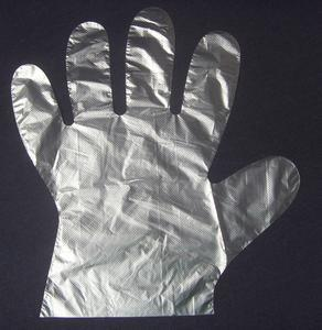 HDPE Glove with Good Quality pictures & photos