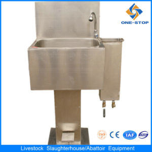 Stainless Steel Hand Washing Sink with Knife Sterilization pictures & photos