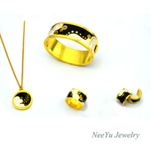 Latest 316L Stainless Steel Fashion Jewelry Set S81