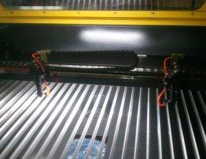 Double Head CNC Laser Engraving and Cutting Machine pictures & photos
