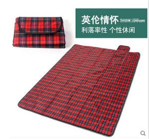 2017 Home Feelings Microfiber PEVA Picnic Blanket pictures & photos