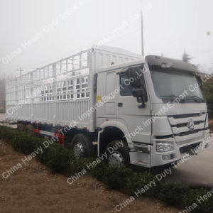Sinotruk HOWO 8X4 Stake Cargo Truck pictures & photos