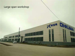 Competitive Price Prefabricated Steel Structure Warehouse Building (KXD-SSW01) pictures & photos