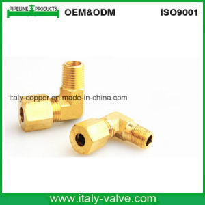 Brass Forged USA Type 90 Degree Female Elbow/Flare Fitting (IC-9094) pictures & photos