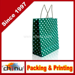 Art Paper / White Paper 4 Color Printed Bag (2236) pictures & photos