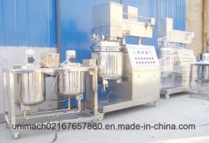 50L Vacuum Emulsifier Mixer pictures & photos