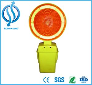 Traffic Safety Barricade Warning Light pictures & photos