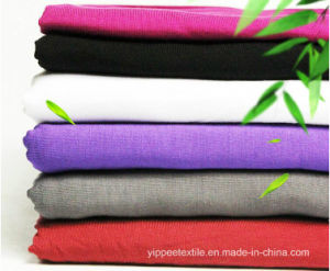 200G/M2, 95%Bamboo 5%Spandex Stretch Jersey Underwear Fabric, Briefs Bamboo Fabric pictures & photos