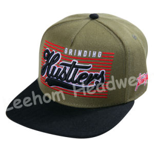 Snapback Last Kings 3D Embroidery Cap pictures & photos
