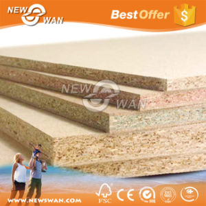 Cheap Price Chipboard/Particle Board/Melamine Particle Board pictures & photos