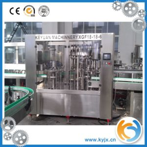 Automatic Pet Bottle Mineral Water Filling Sealing Machine pictures & photos