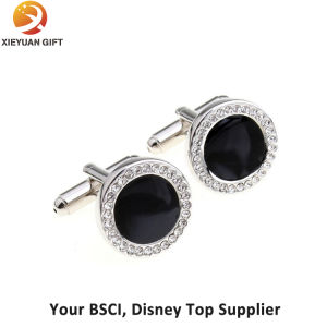 Quality Assured Custom Fashion Metal Stainless Steel Cufflinks pictures & photos