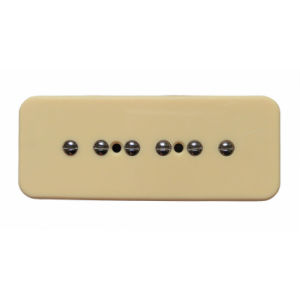 Traditional Single Coil Cream P90 Soap Bar Guitar Pickup pictures & photos