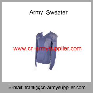 Navy Uniform-Navy Clothes-Navy Textile-Navy Vest-Military Pullover pictures & photos