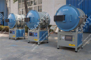 (180*230*150mm) 1000c 6L Vacuum Atmosphere Furnace with Nitrogen Gas Inlet pictures & photos