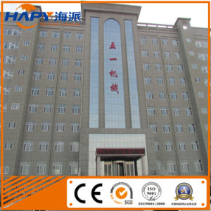 Durable and Low Cost Prefabricated Steel Structure Factory Building pictures & photos