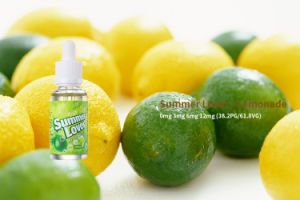 OEM Factory Professional Supply Best Taste Lemonade Flavor Hookah E Liquid 10ml E-Juice pictures & photos