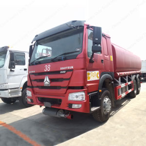 China HOWO 20m3 Oil/Fuel Tank Truck for Sale (Zz5257m4341W) pictures & photos
