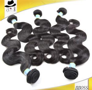 100%Virgin Human Hair, 10A Brazilian Big Wave Hair pictures & photos