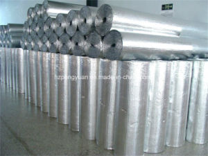 Fire Proof Aluminum Film Bubble Foil Wrap Bubble for Wall Insulation, Cavity Insulation, Roof Insulation pictures & photos