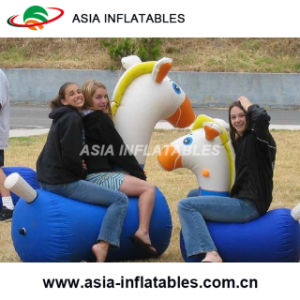 Inflatable Pony Hop Racing, Inflatable Jumping Horse Racing pictures & photos