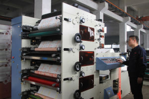 Flexographic Printing Machine pictures & photos