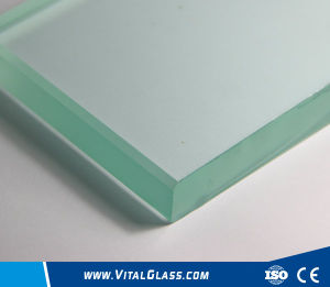Ultra/Extra Clear Float Panel Glass/Tempered Glass with Ce&ISO9001 pictures & photos