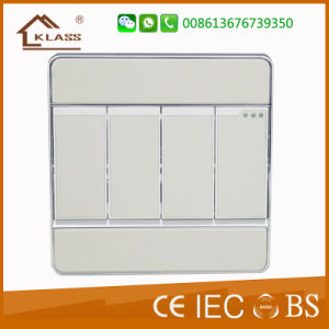 Best Selling Top Quality Satellite Tel Wall Socket pictures & photos