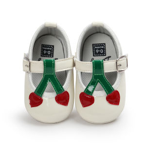 Toddler Baby Girls Sneaker Soft Sole Bow Shoes Scandals pictures & photos