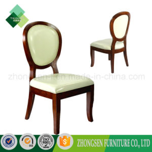 Japanese Style Round Back Chair Used Banquet Chairs for Sale pictures & photos